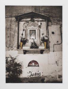 "Photogravure ""Juan!"" Neapel Italy 2008 33,2x24,8 (40x50) Edition 9"