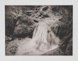 "Photogravure ""Leben"" Nockalm Carinthia 2004 34,1x25,8 (40x50) Edition 9"