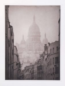"Photogravure ""Fate Morgana"" Sacre Couer Paris 2008 26,1x35 (40x50) Edition 9"