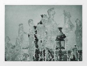"""Photogravure """"die Geister die ich rief.."""" France 2012 30,8x22,8 (40x50) Edition 9"""
