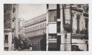 """Heliogravüre """"Täuschung"""" Havanna Kuba 2009 23,2x39,9 (40x50) Auflage 9"""