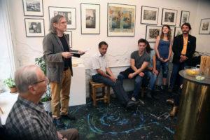 Ausstellung Galerie Blumentopf Juni 2016