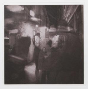 "Heliogravüre ""Vision2 Quadrat"" 29,8 x 29,8 (50 x 50) Aflge. 3"