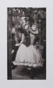 """Heliogravüre """"Impressionen eines Carnevals2"""" 21,5 x 38,5 (40x60) Aflge 7"""